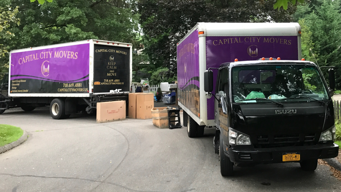 Top moving services in NYC