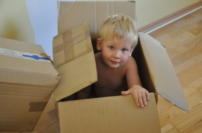 Use our tips to make moving with children smooth and stress free