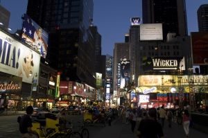 Spark your NYC relocation with a high note of Broadway.