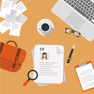 Your resume is your image - make sure it is spotless.
