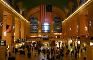 Grand Central Station is the temple of NYC.