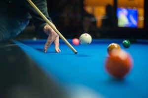 If you're hiring pool table movers NYC, you won't have to worry about a crooked slate.