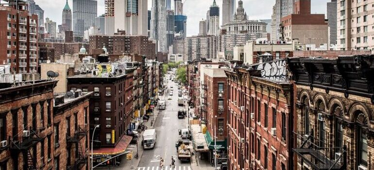 Free moving quote for NYC relocation