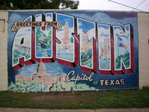 When moving to Austin, remember that the locals are a bit more proud to be locals that usual there.