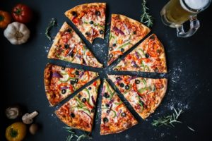 For a perfect slice of pizza, one of the best NYC restaurants is...