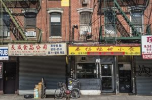 In Chinatown you can taste different food in many restaurants representing every region of China.