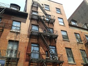 Try to find an apartment in Soho