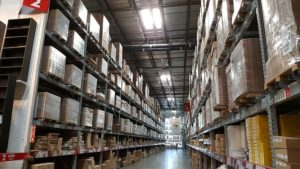 Corporate storage facilities are the best-equipped storage units.