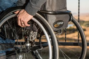 Getting moving tips for people with disabilities