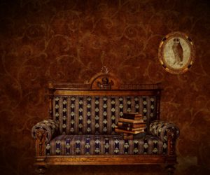 Protect antique furniture