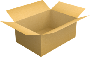 a moving box - affordable moving supplies