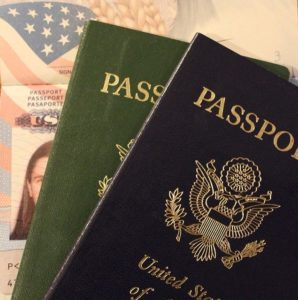 passports - forgotten moving-related tasks