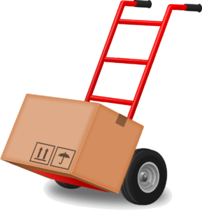 Rent or buy moving equipment for your relocation.