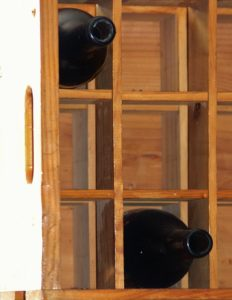 empty wine bottles - Moving a wine collection