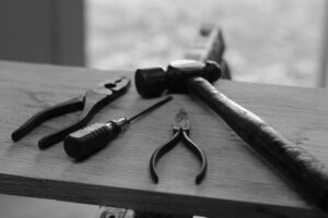 hand tools - moving oversized items safely