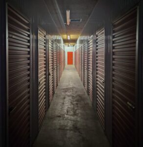 storage unit - moving taxes are tax deductible