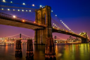 a brooklyn bridge - feel safe in your new home in Cobble Hill