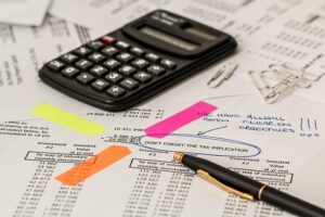 a calculator on papers - Job opportunities to expect when moving from Long Island to New Jersey